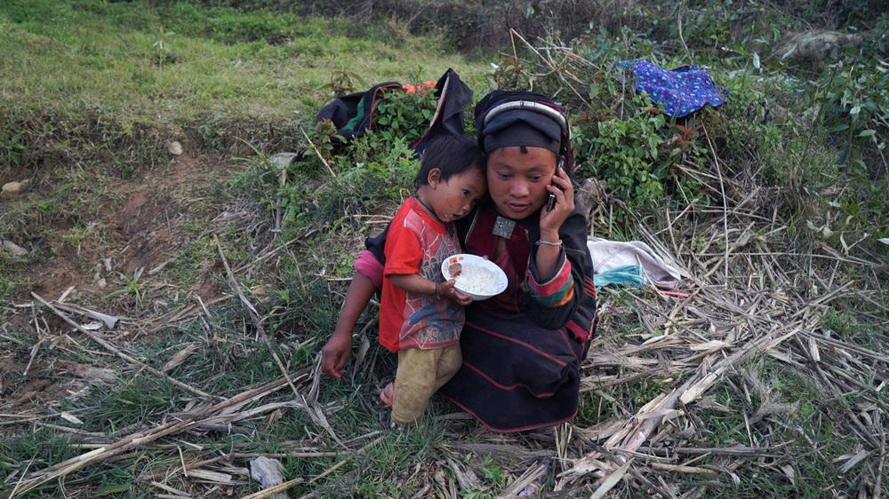 Ta'ang: un'immagine tratta dal documentario