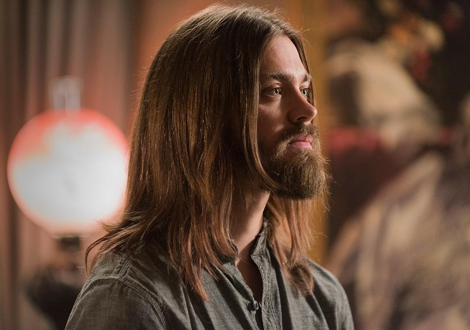 The Walking Dead: l'attore Tom Payne nell'episodio Go Getters