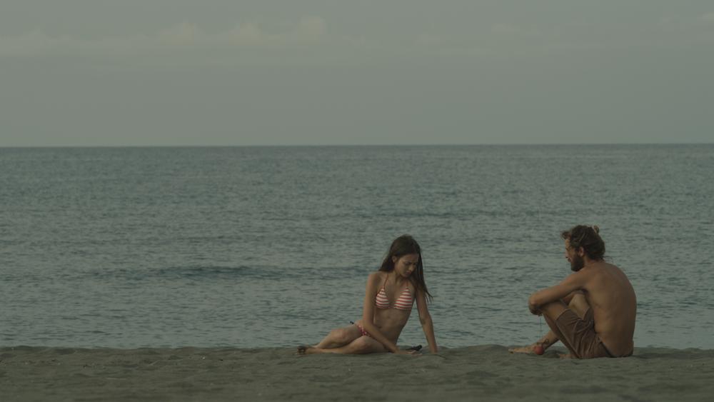 Wind: un momento del film