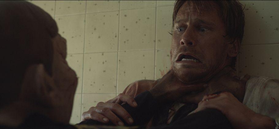 Sam Was Here: Rusty Joiner in un momento del film