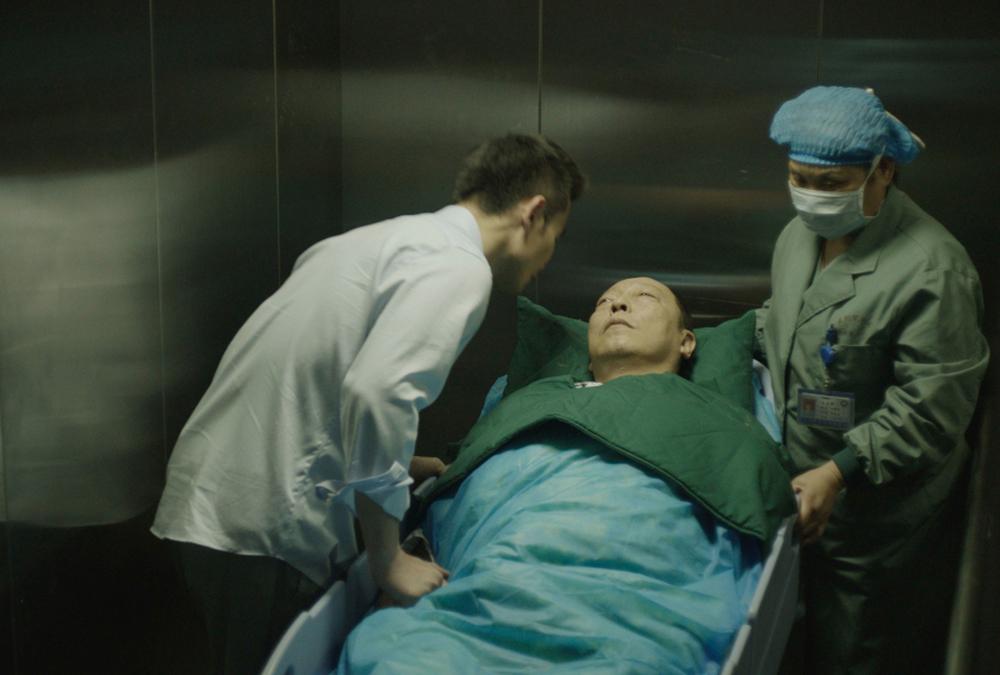 The Donor: una scena del film