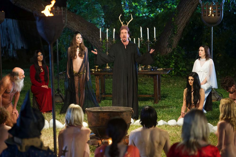 The Love Witch: una scena del film