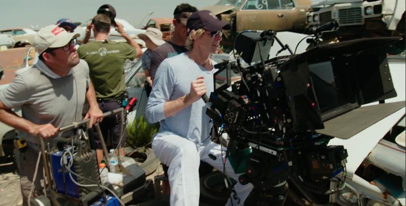 Transformers: The Last Knight, una foto dal set