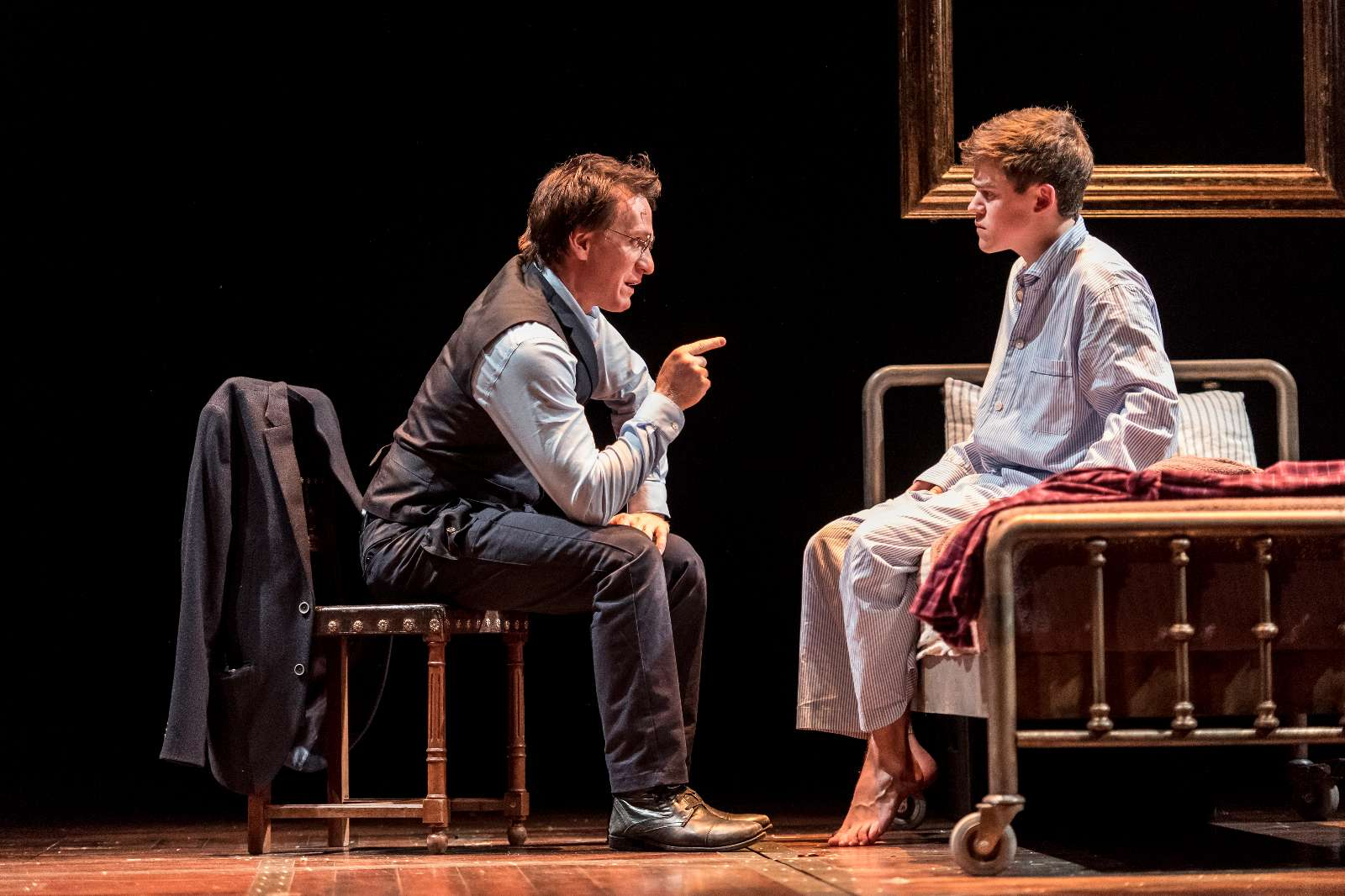 Harry Potter and the Cursed Child: Jamie Parker e Sam Clemmett