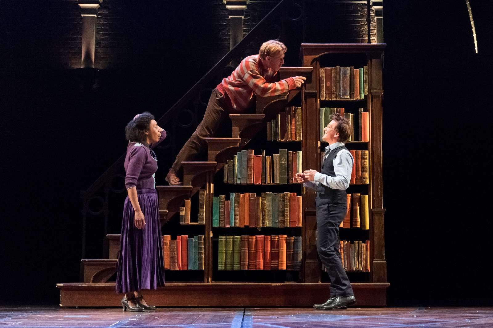 Harry Potter and the Cursed Child: Noma Dumezweni, Jamie Parker e Paul Thornley
