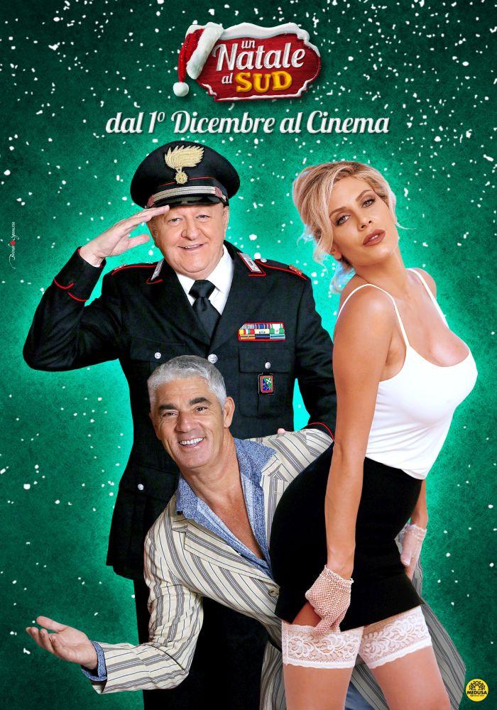 Natale Al Sud.Un Natale Al Sud Character Poster Con Massimo Boldi E Biagio Izzo 440347 Movieplayer It