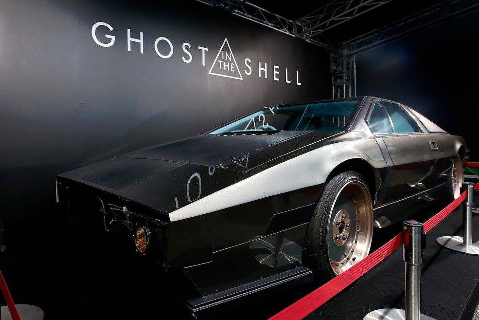 Ghost in the Shell: una foto dell'evento di Tokyo