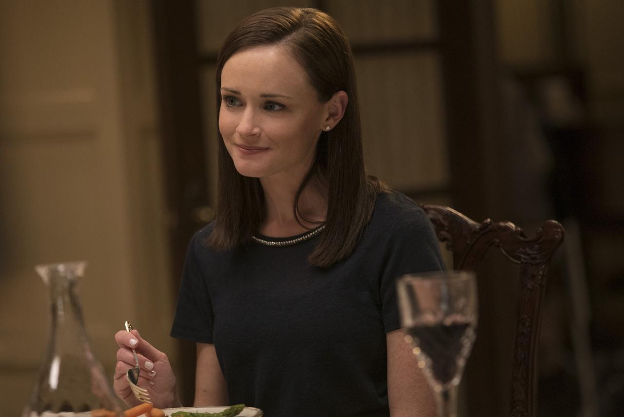 Una mamma per amica: Di nuovo insieme - Alexis Bledel interpreta Rory Gilmore
