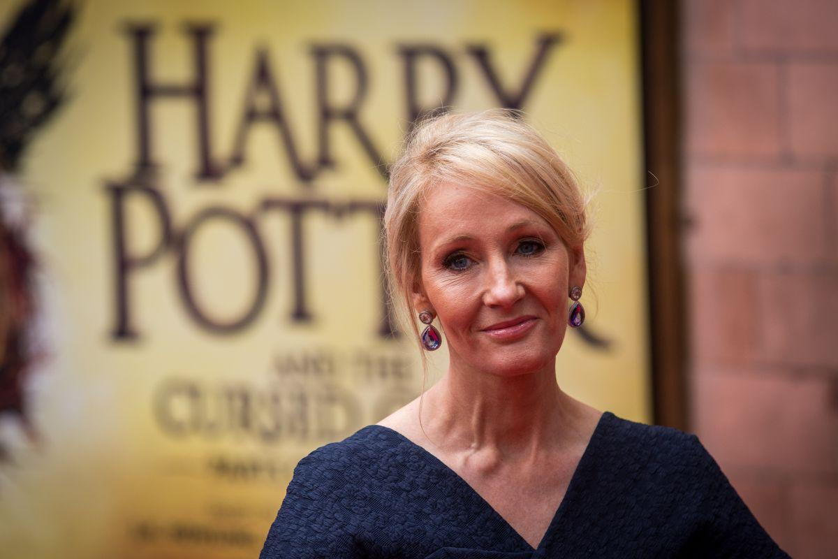 J.K. Rowling presenta Harry Potter e La maledizione dell'erede