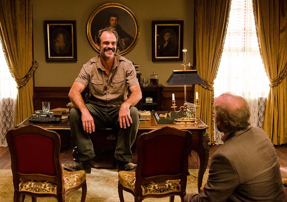 The Walking Dead: l'attore Steven Ogg in Go Getters