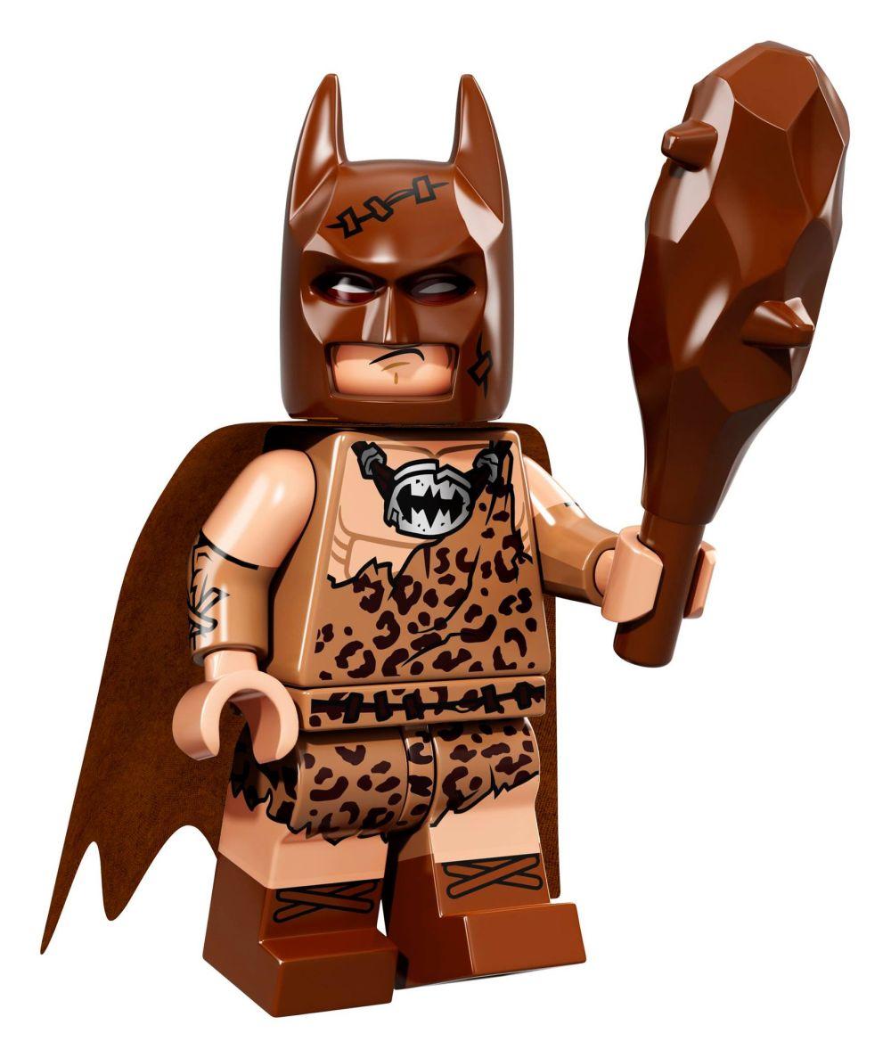 LEGO Batman Movie: Caveman Batman