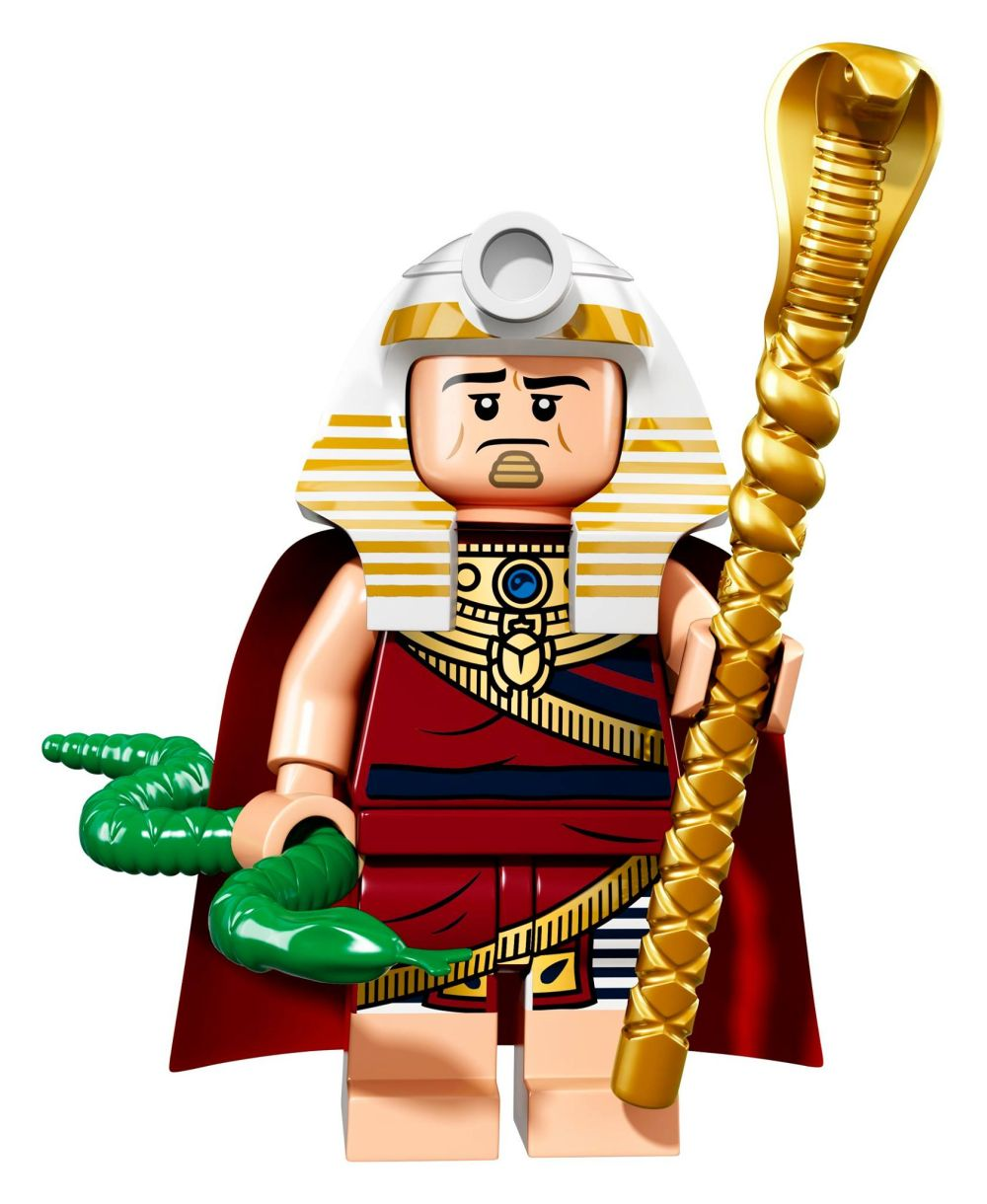 LEGO Batman Movie: King Tut