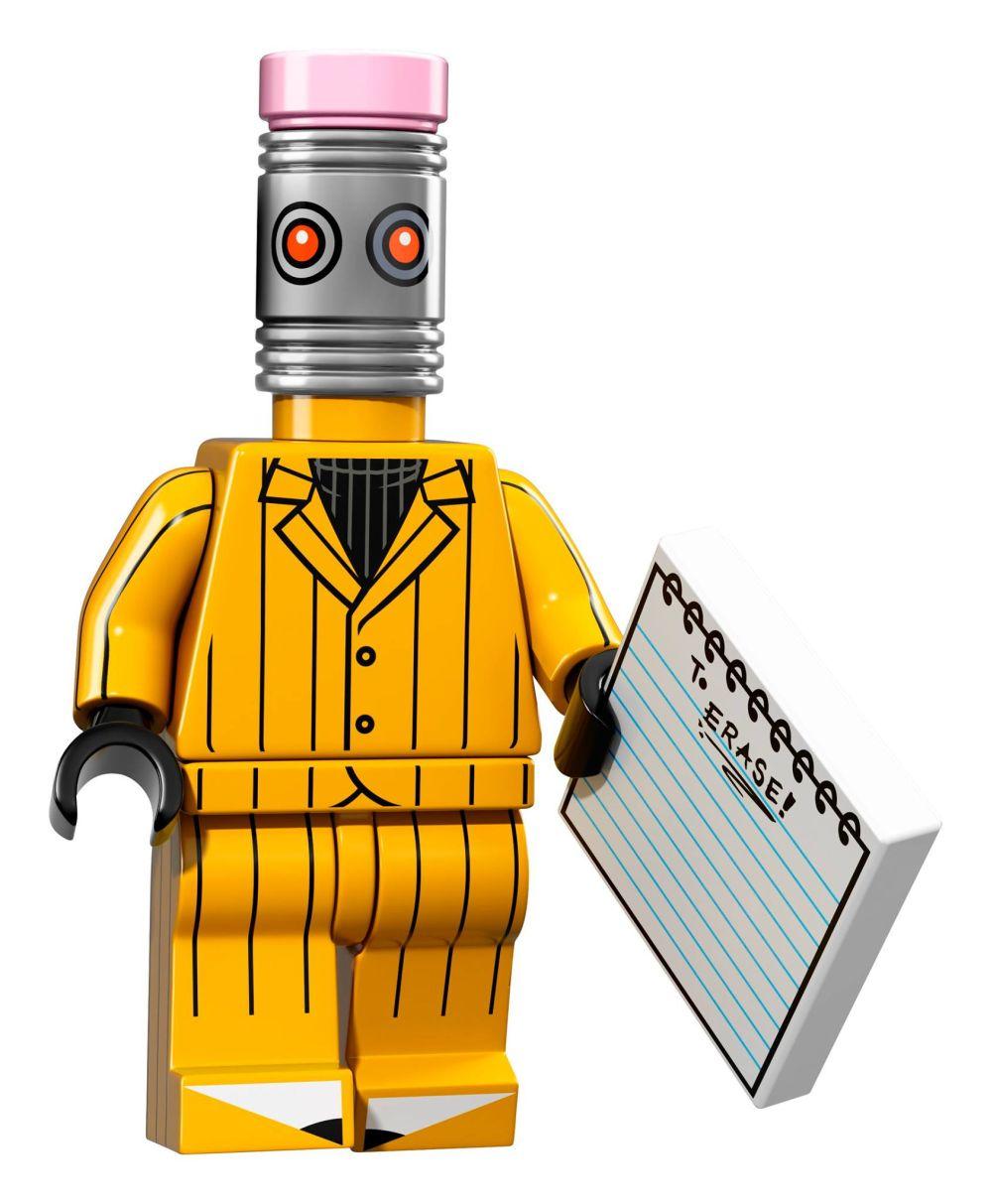 LEGO Batman Movie: The Eraser