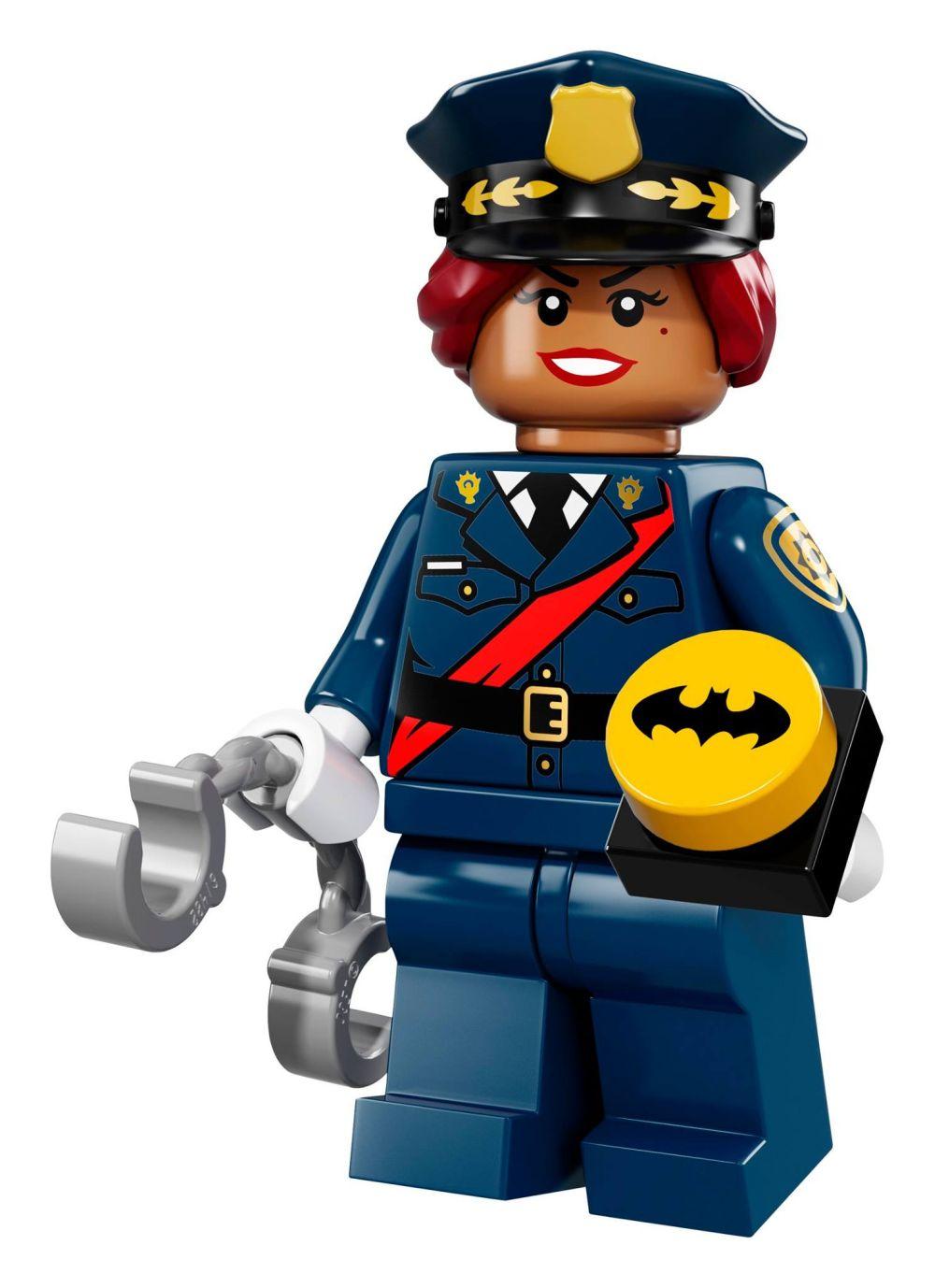 LEGO Batman Movie: un'immagine di Barbara Gordon