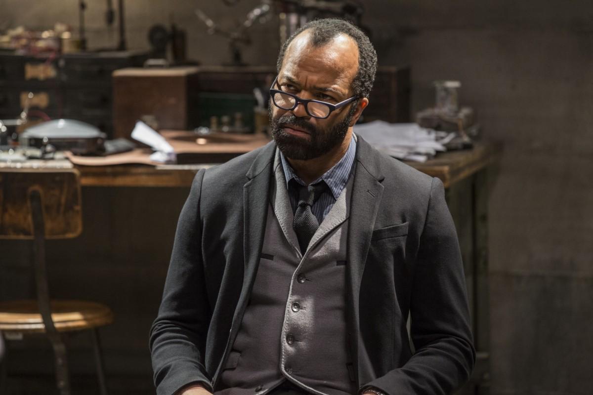 Westworld: l'attore Jeffrey Wright nell'episodio Trace Decay