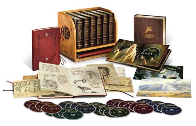 L'edizione limitata di Middle Earth Collection