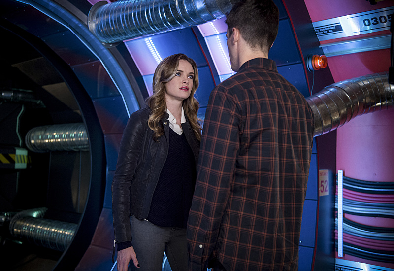 The Flash: Danielle Panabaker in una foto dell'episodio Killer Frost