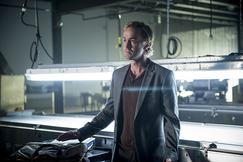 The Flash: Tom Felton nell'episodio Killer Frost