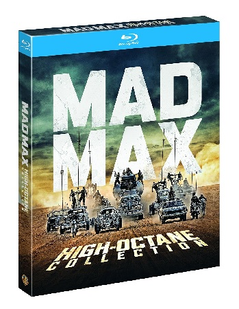 La cover di Mad Max High Octane Collection