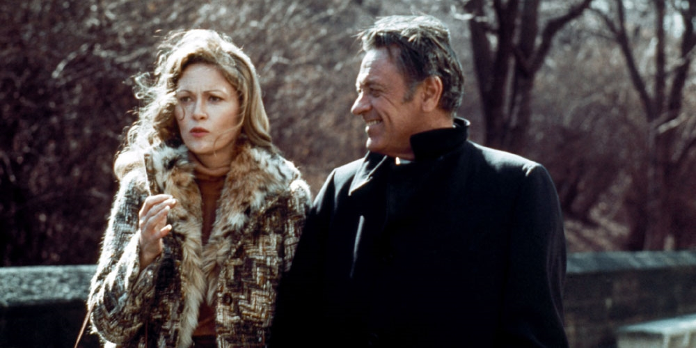 Quinto Potere: Faye Dunaway e William Holden in una scena