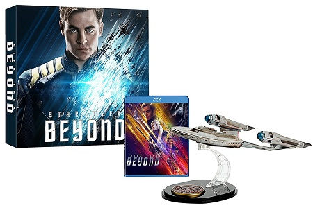 IL package di Star Trek Beyond Limited Edition
