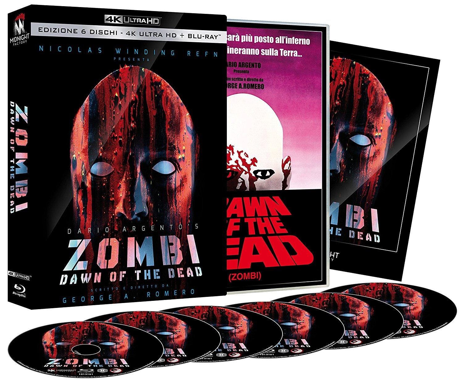 Il package di Zombi - LImited Edition