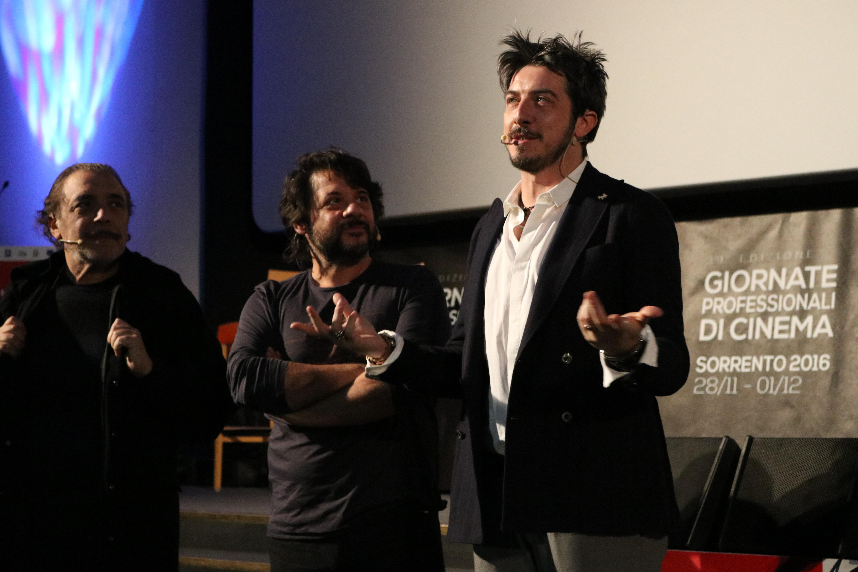 Natale a Londra: Paolo Ruffini alla presentazione del film