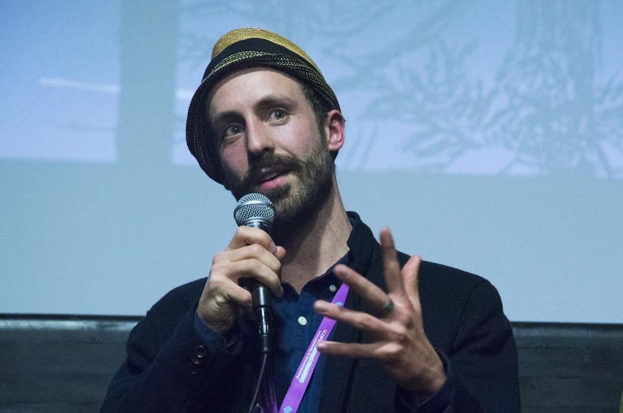 Mentre loro stavano a guardare: il regista Jake J. Smith a Firenze