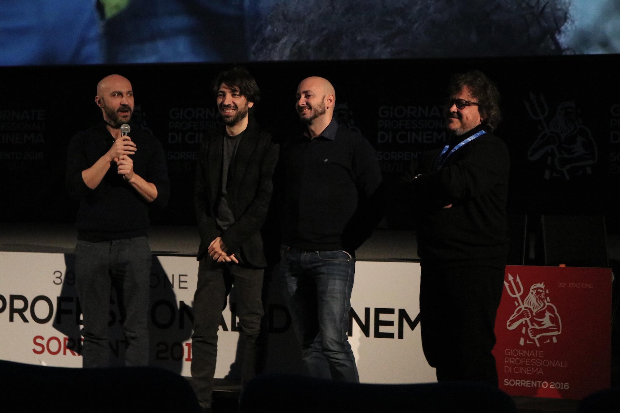 Omicidio all'italiana: Maccio Capatonda, Herbert Ballerina a Sorrento