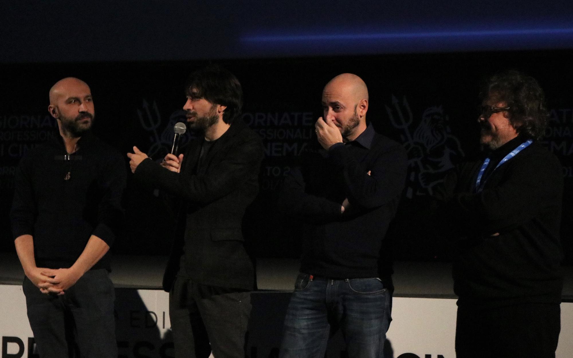 Omicidio all'italiana: Maccio Capatonda, Herbert Ballerina presentano il film a Sorrento a Sorrento