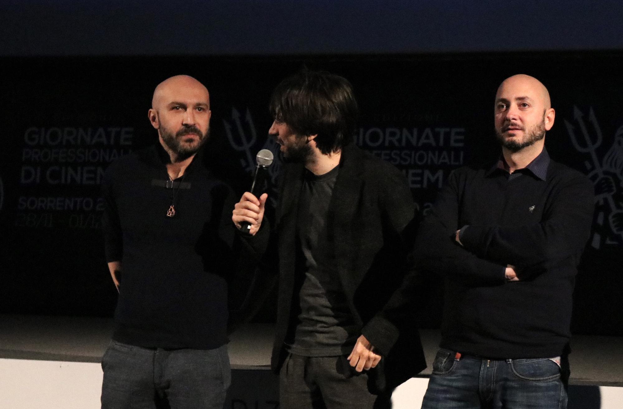 Omicidio all'italiana: Maccio Capatonda, Herbert Ballerina alle giornate professionali di cinema di Sorrento