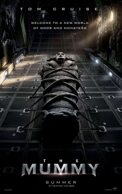 The Mummy: il poster del film