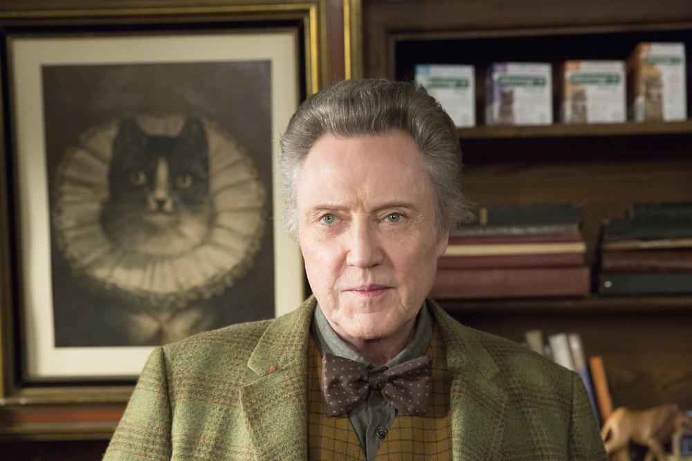Una vita da gatto: Christopher Walken in una scena del film