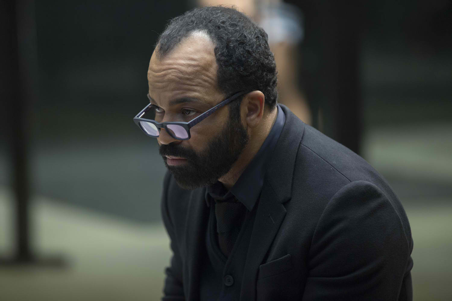 Westworld: l'attore Jeffrey Wright in The Well-Tempered Clavier