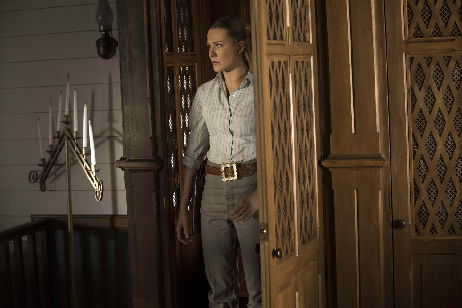 Westworld: Evan Rachel Wood in The Well-Tempered Clavier