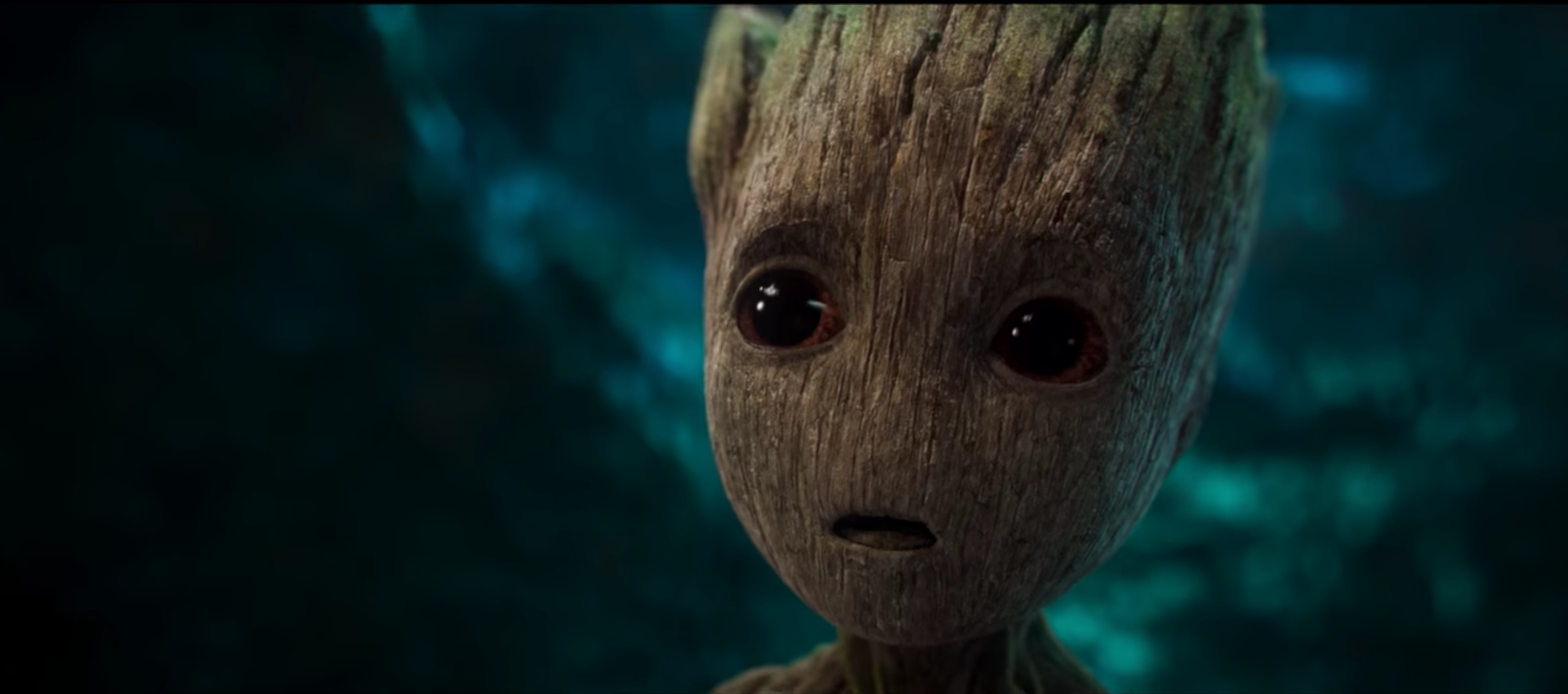 Guardiani della galassia Vol.2: Il tenero Baby Groot