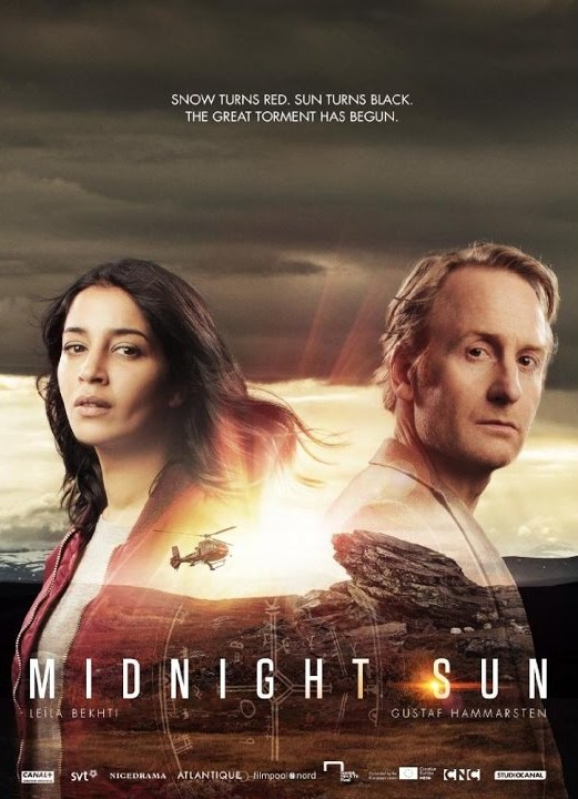 Locandina di Midnight Sun