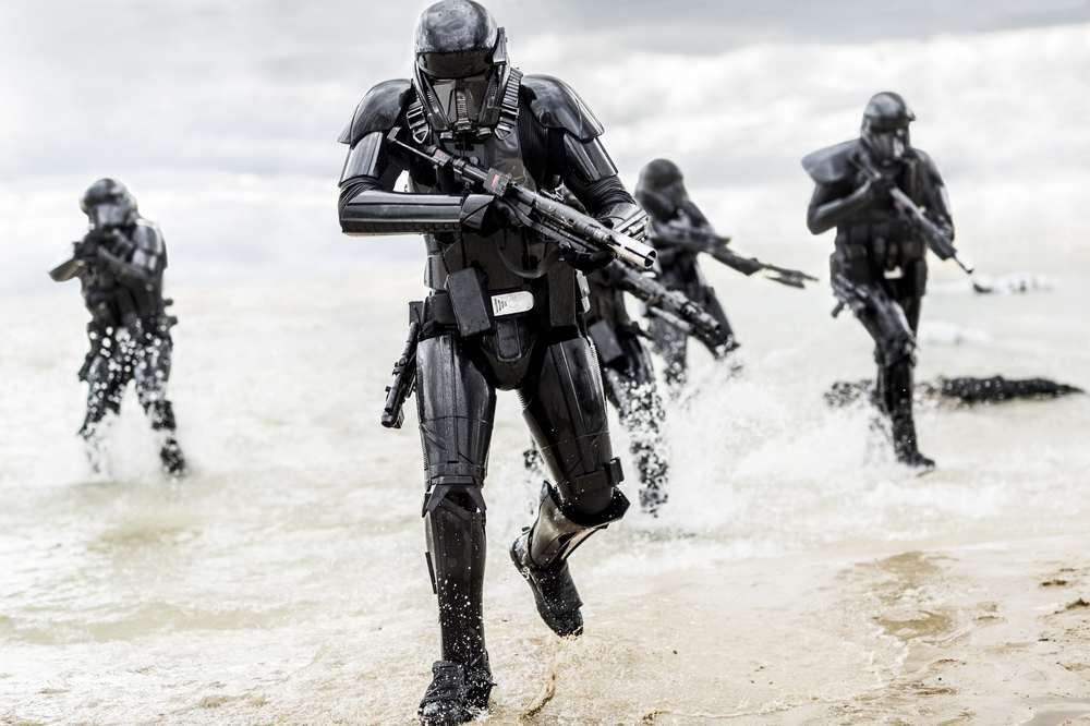 Rogue One: un'immagine del film