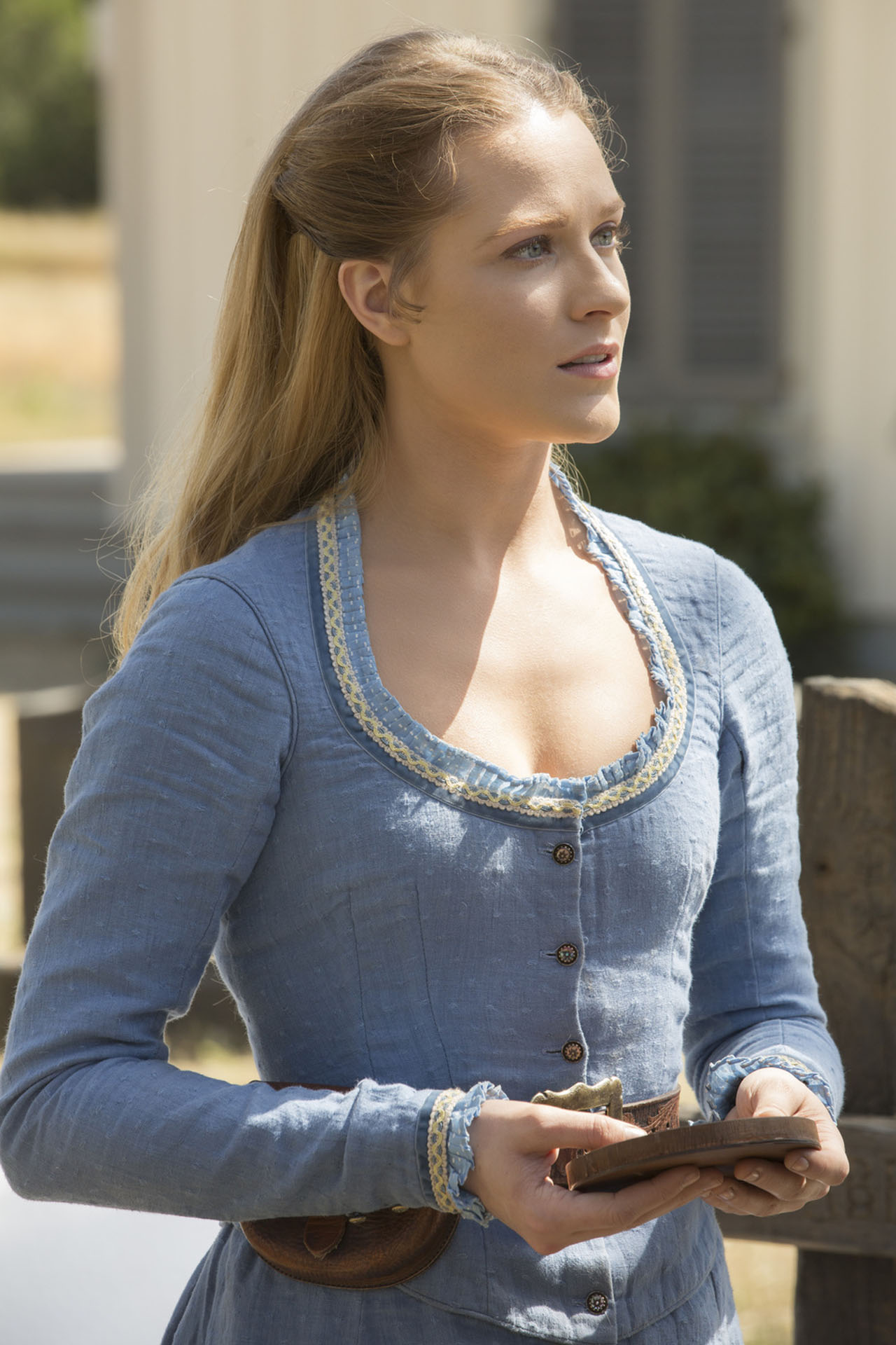 Westworld: Evan Rachel Wood in The Bicameral Mind