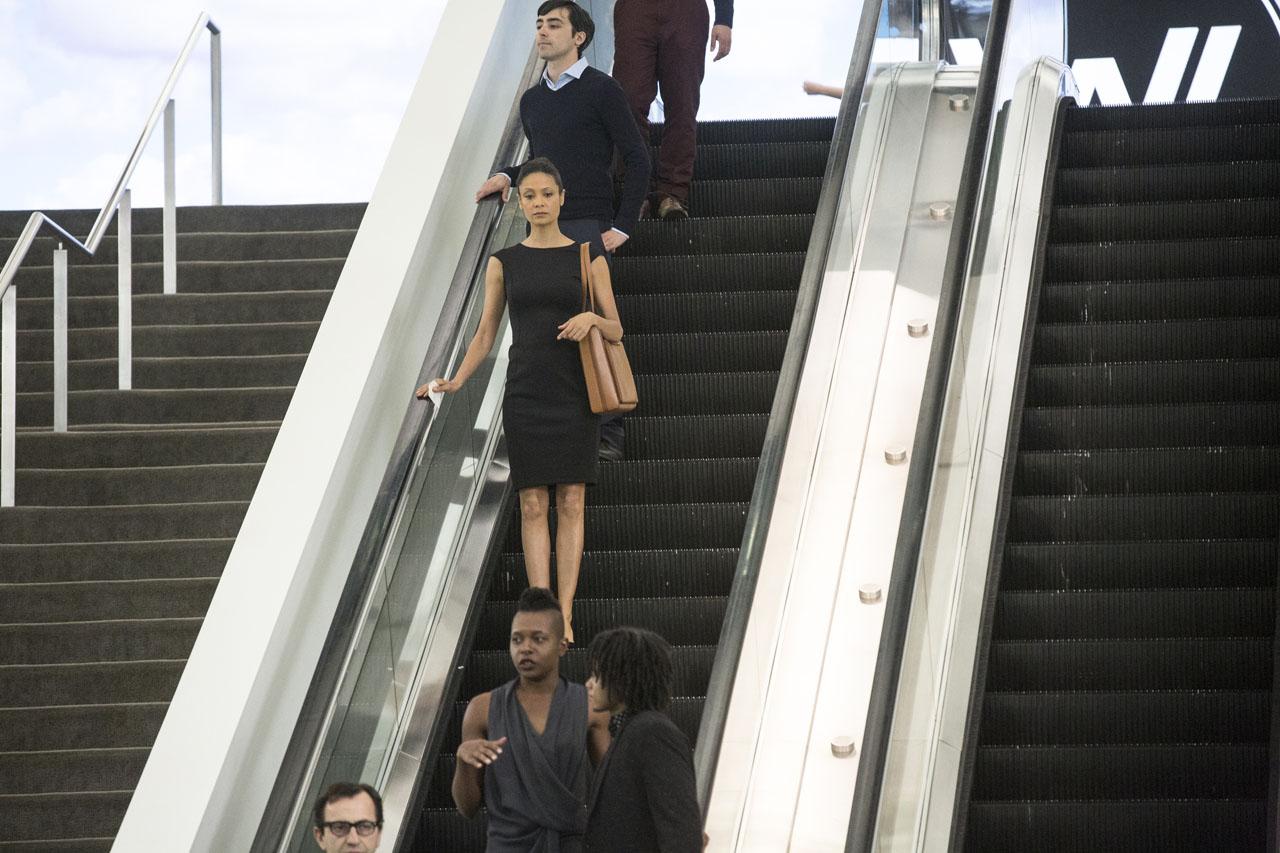 Westworld: Thandie Newton in The Bicameral Mind