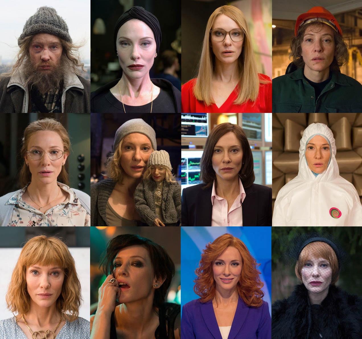 Cate Blanchett interpreta 13 ruoli in Manifesto