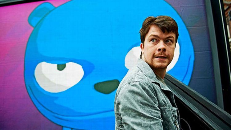 Black Mirror: un'immagine dell'episodio Vota Waldo!