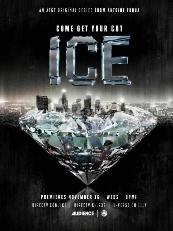 Ice: La locandina della serie