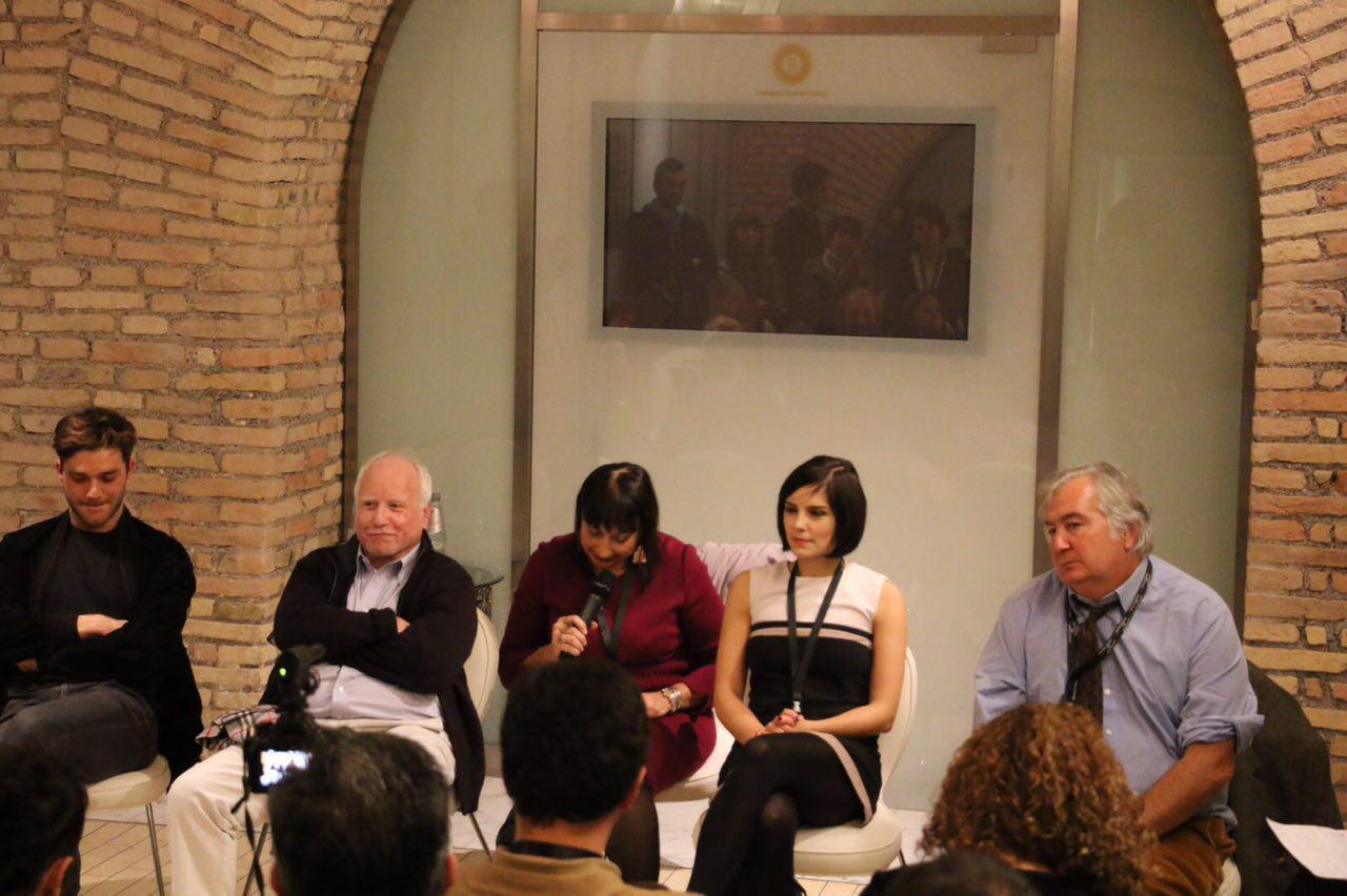 La giuria del Roma Fiction Fest 2016