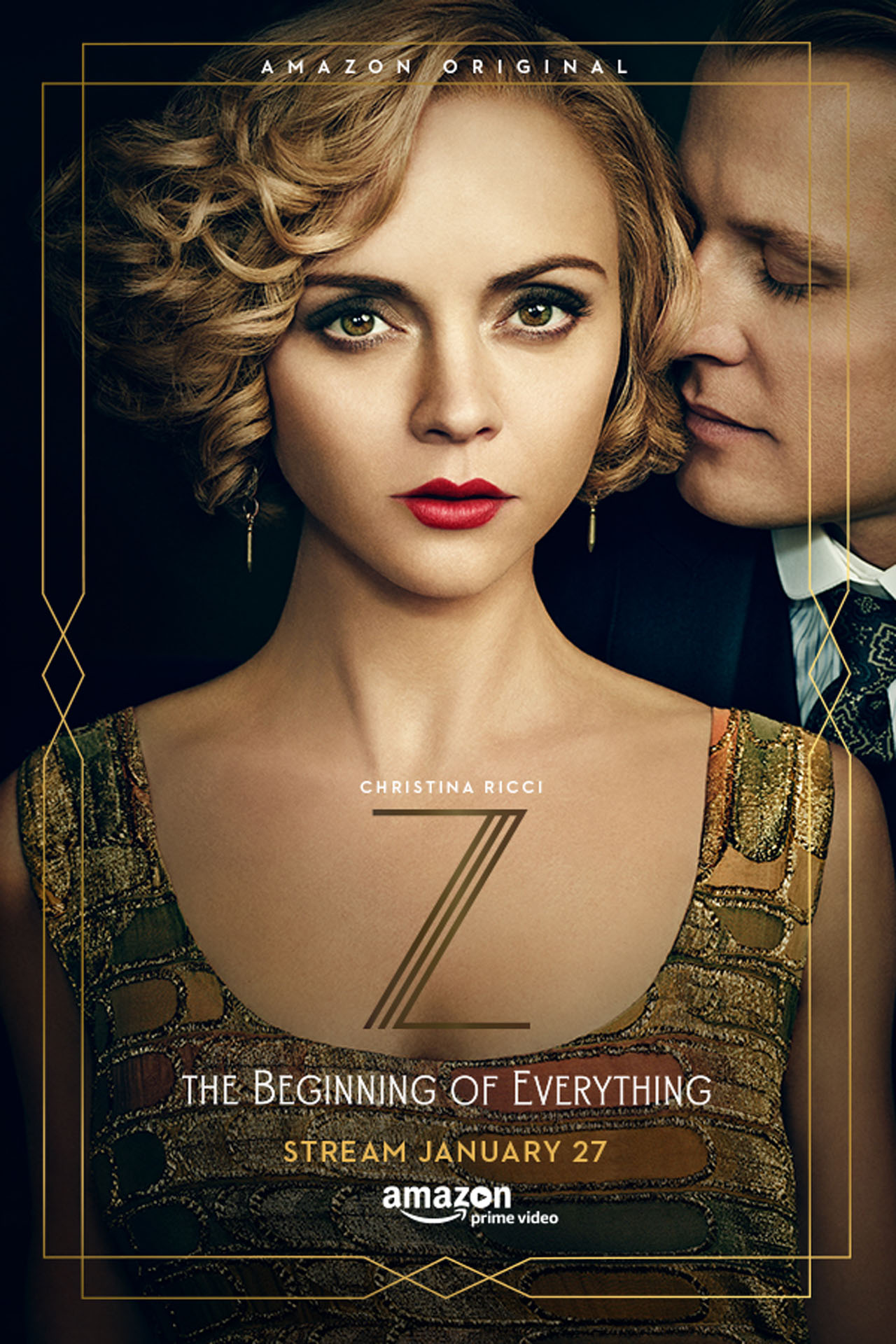 Z: The Beginning of Everything, il poster della serie