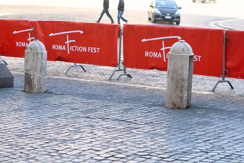 Roma Fiction Fest 2016: uno scatto degli spazi adibiti per l'evento