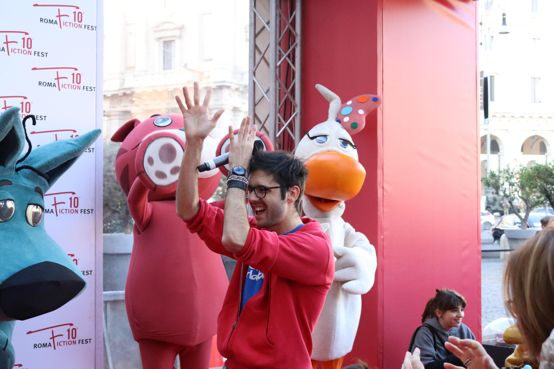 Roma Fiction Fest 2016: i personaggi sul red carpet de I Mini Cuccioli