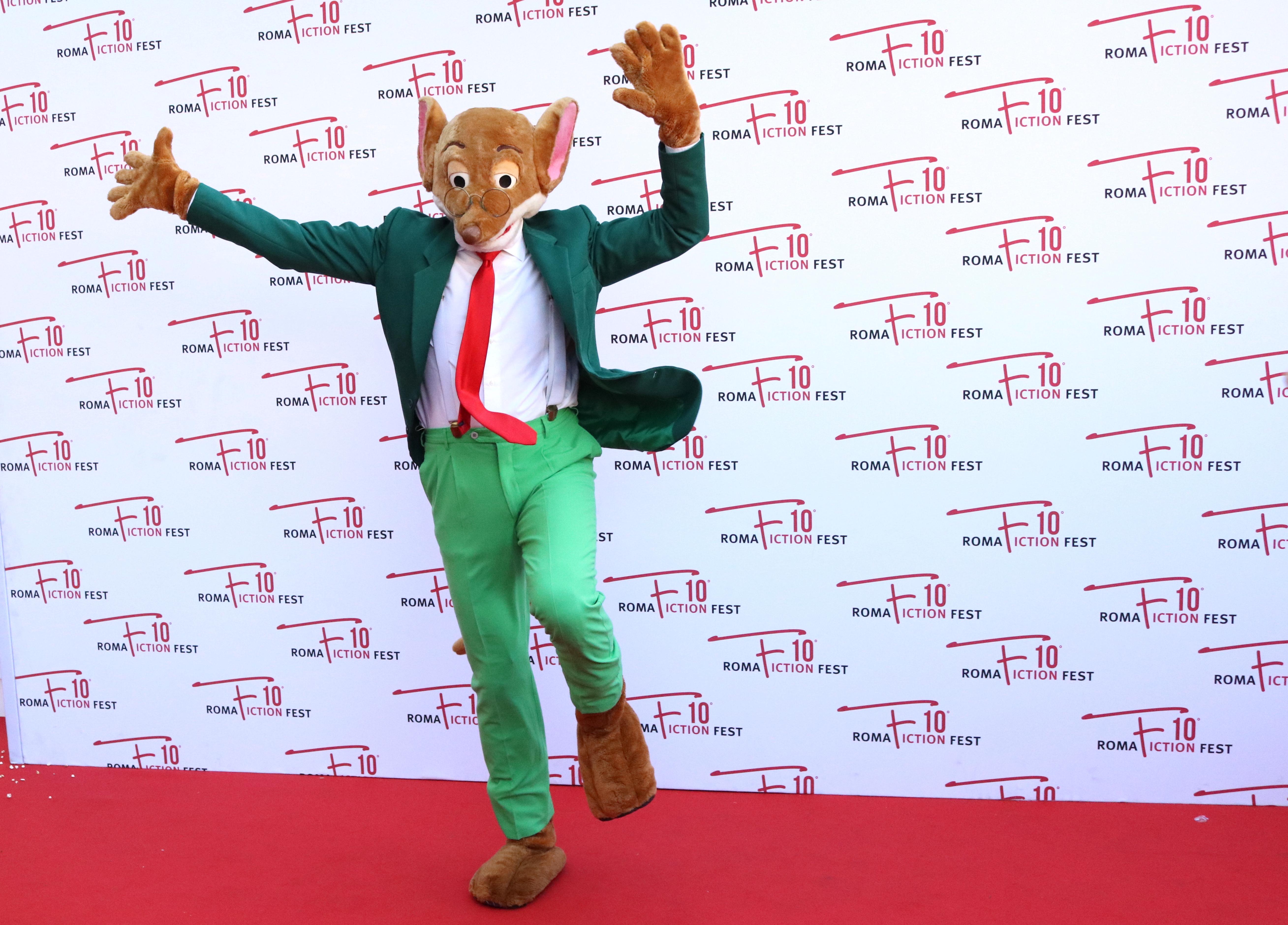 Roma Fiction Fest 2016: Geronimo Stilton balla sul red carpet