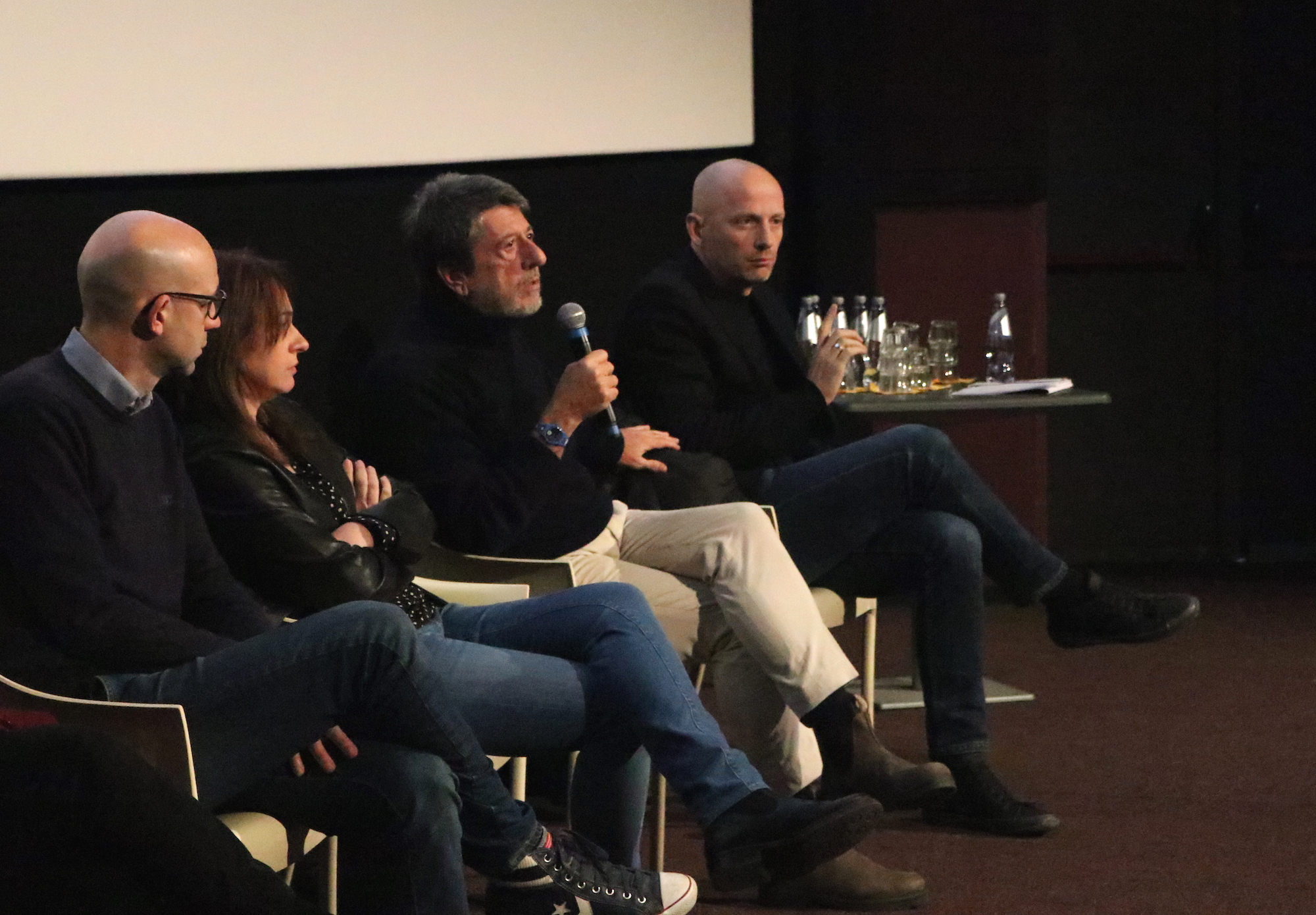 Roma Fiction Fest 2016: uno scatto dell'incontro sui dieci anni dell'evento