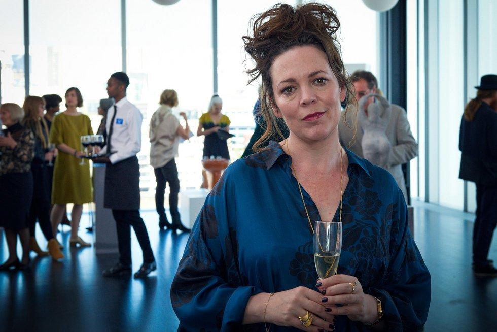 Fleabag: Olivia Colman in una foto della serie